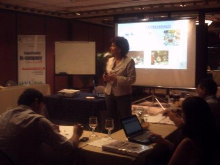 Seminario de Etiqueta y Protocolo Social y Empresarial